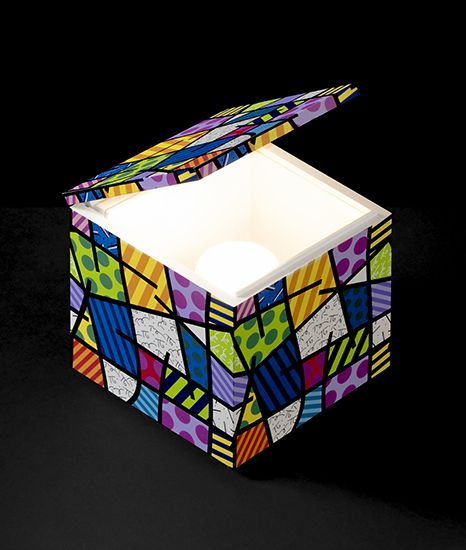 """CINI & NILLS  - Cuboluce  """"Graphic """"Special Edition by BRITTO"""