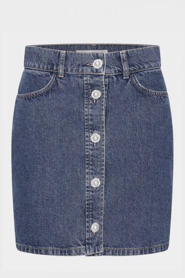 CUSTOMMADE  -  Ricka Denim Jeans Skirt