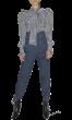 CUSTOMMADE  -   Vivica Check Cotton Shirt