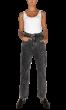 ANNAKIKI - Asymmetric Acid Wash Denim Jeans
