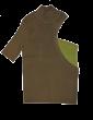 ANNAKIKI  - Off Shoulder Ribbed Top
