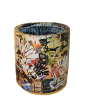 "ESPEJTO  -  Tribute to ""Basquiat "" HandMade Vase"