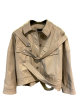 ANNAKIKI -     Faux Leather Jacket