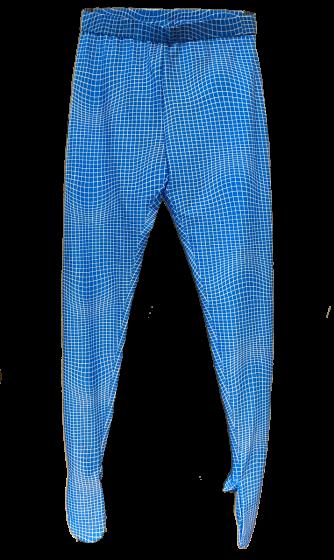 ANNAKIKI -     Checked Print  Leggings
