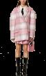 ANNAKIKI -    Plaid Mohair Wool Suit