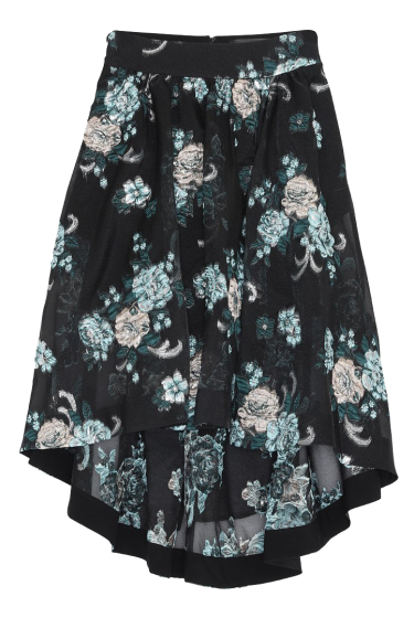 CUSTOMMADE   - Tania Embroider Skirt BY NBS