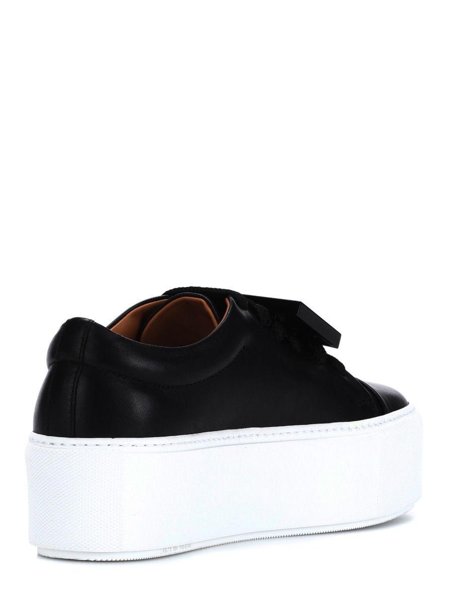 ACNE STUDIOS - Drihanna Platform Sneakers
