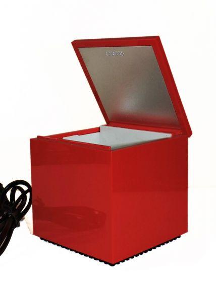 CINI & NILS  -  Red Cuboluce - Table Lamp
