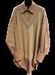 ANNAKIKI -     Fake 2 Shirt Sweater Dress