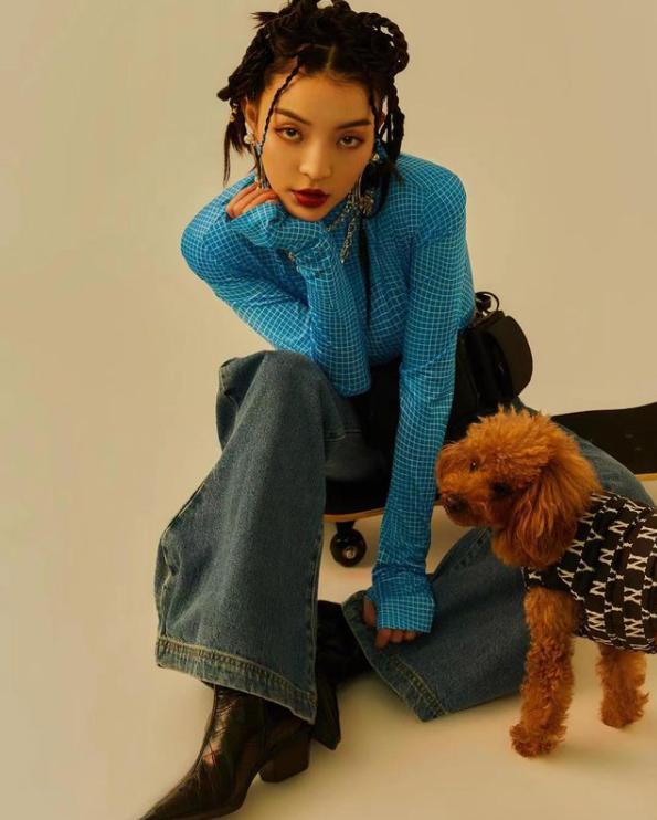 ANNAKIKI worn by Rapper @vava