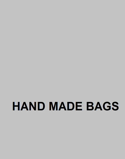 HND MADE BAGS