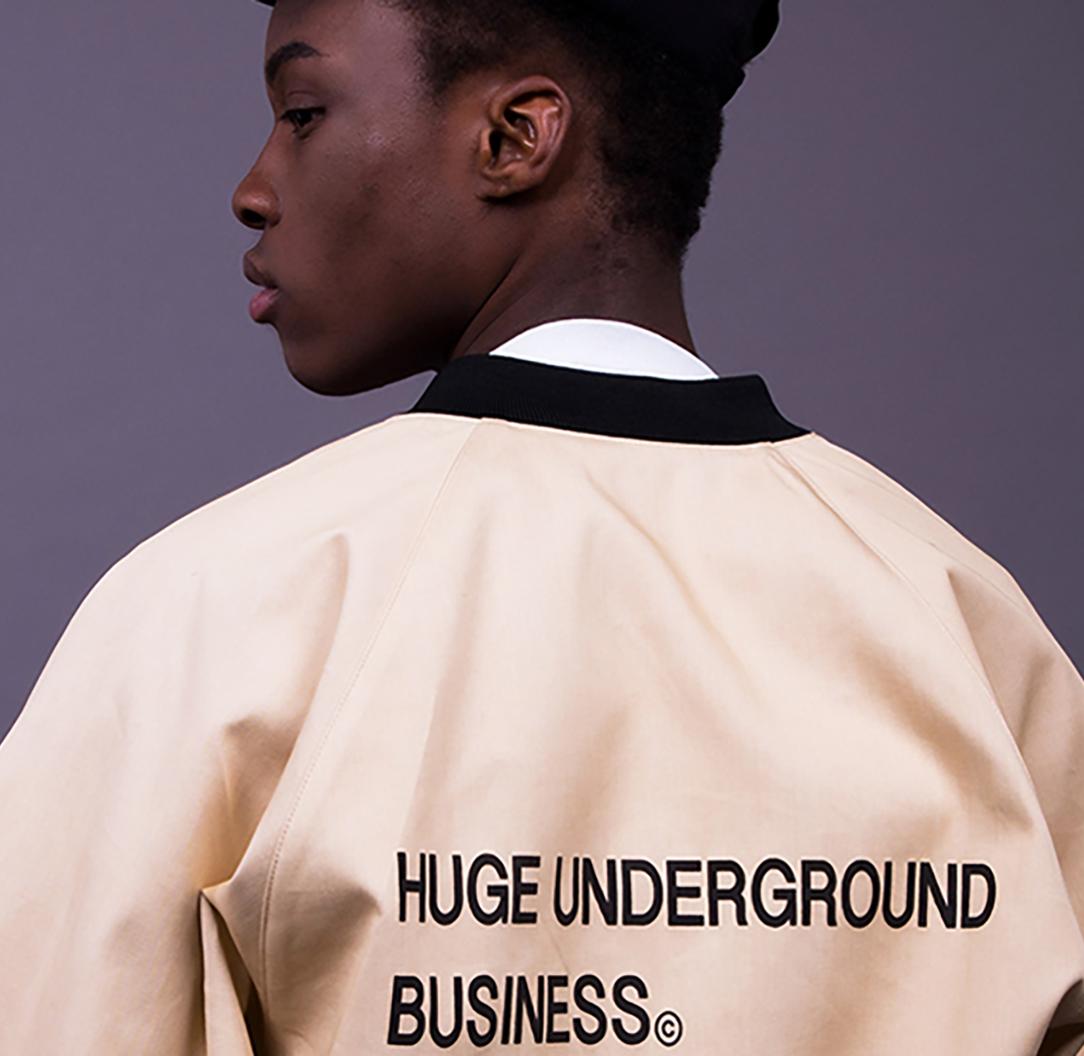 HUGE UNDERGROUND BUSINESS